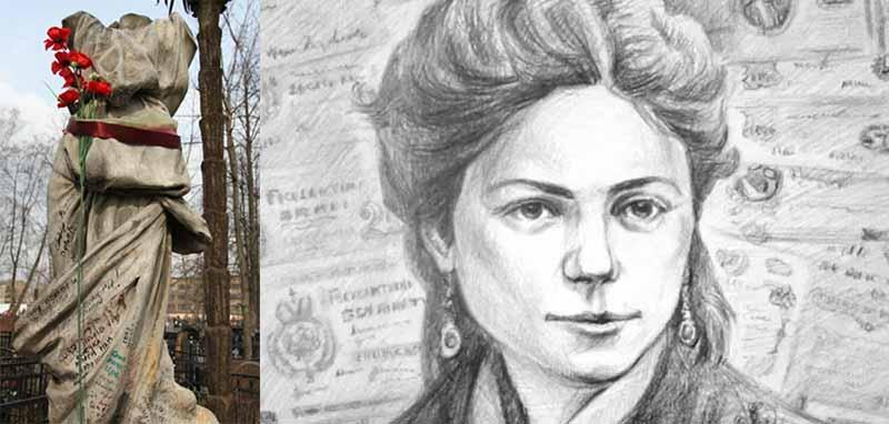Софья Блювштейн, более известная как Сонька Золотая Ручка