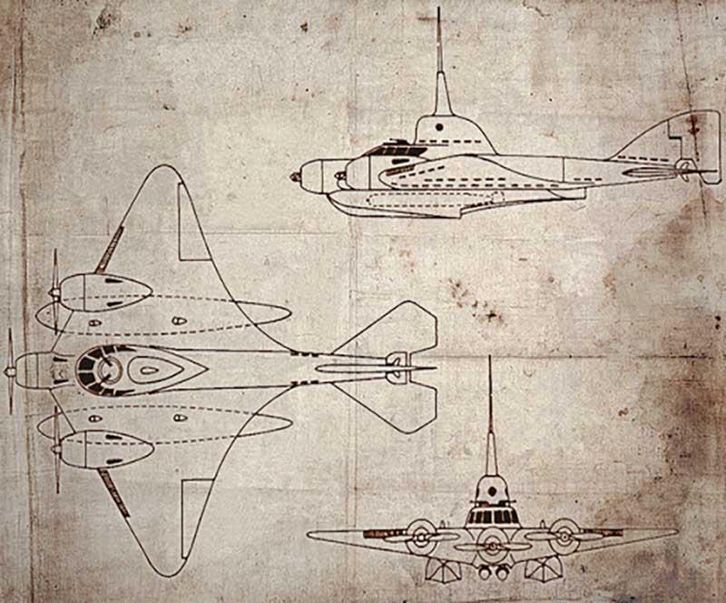 Оказывается, не только в Советском Союзе пытались создать такую боевую машину, но именно Ушаков дальше всех зашел в попытке реализовать мечту многих стра