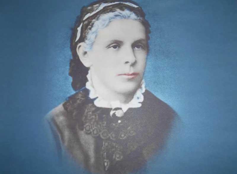 Мария Александровна родилась в 1835 году в семействе врача Александра Бланка.