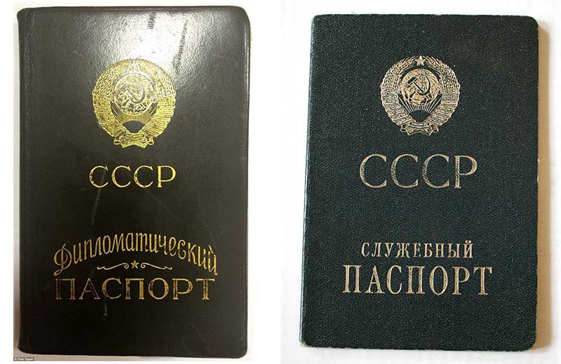 Зеленая книжка  Совет Министров принял положение о паспорте в 1953 году