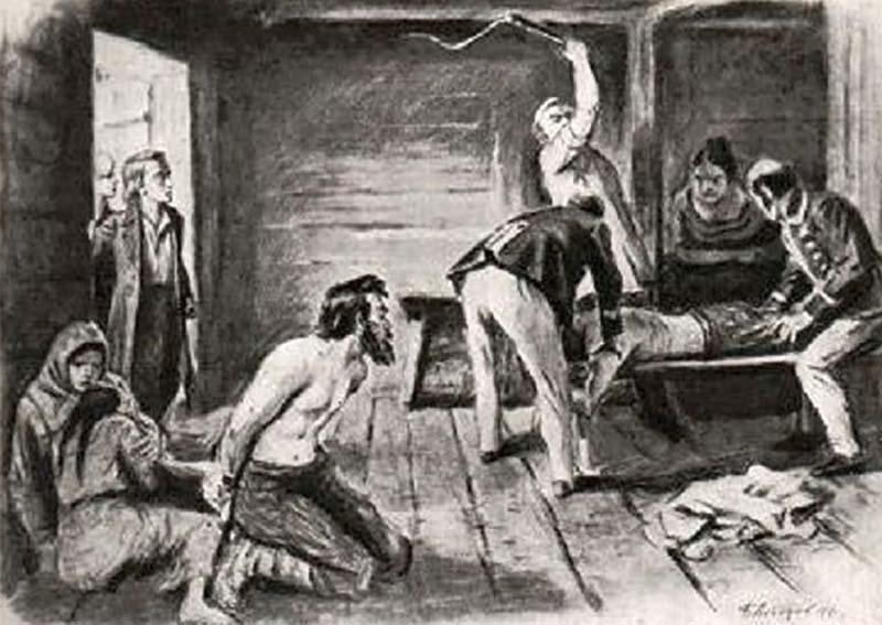 В 1833 году Николай Первый предпринял еще одну попытку ограничения произвола помещиков.