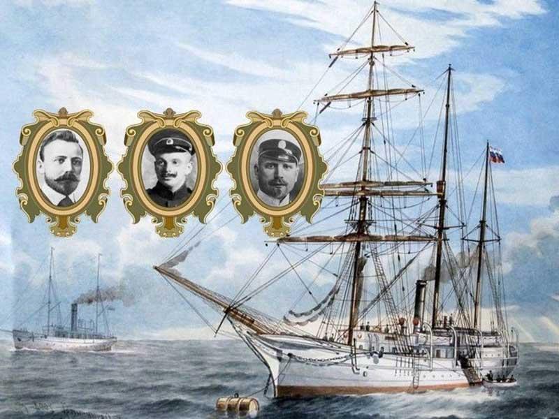 В начале 20 века многие страны участвовали в негласном соревновании, кто же из их граждан быстрее достигнет полюсов планеты — Южного и Северного.
