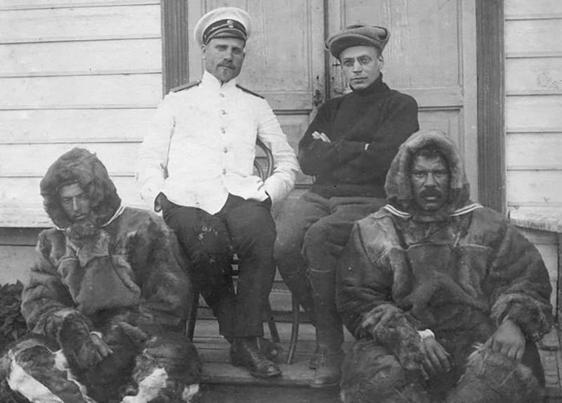1912-1914 годы  За годы соревнования пропало три экспедиции.