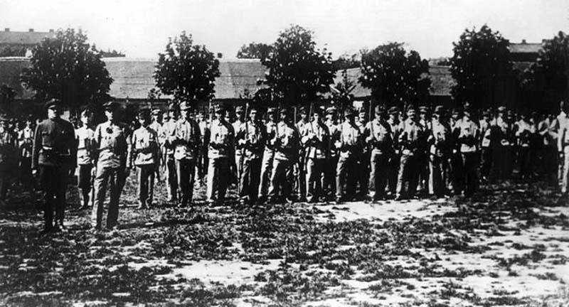 В 1942 году две венгерские дивизии и немецкие фашисты убили более 1000 партизан в лесах Брянской области в ходе карательной операции с поэтичным названием «Певчая птица»
