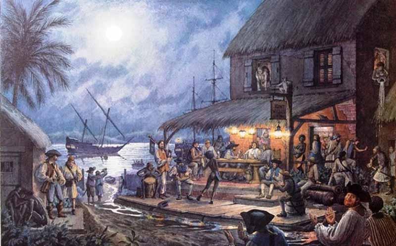 Об острове Мадагаскар, находящемся на африканском юго-востоке, стало известно в шестнадцатом веке благодаря мореплавателям из Португалии.