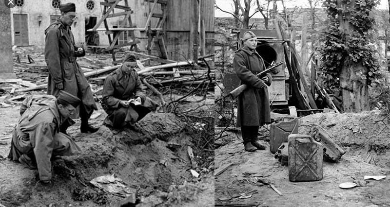 5 апреля 1970 года останки уничтожили физически.
