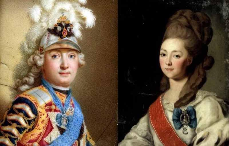 Когда проходила коронация Екатерины, граф распоряжался церемонией.