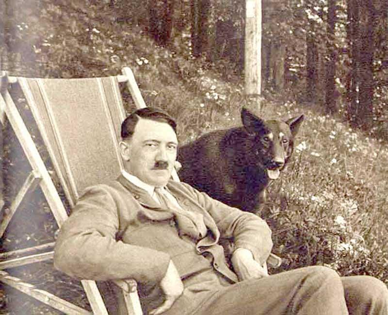 С вольф было связано множество аспектов жизни Адольфа Гитлера.