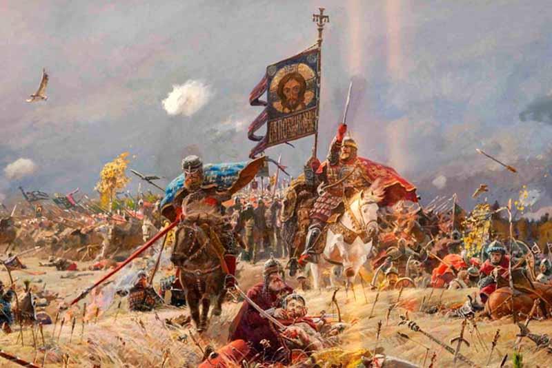 Шведы в Новгороде