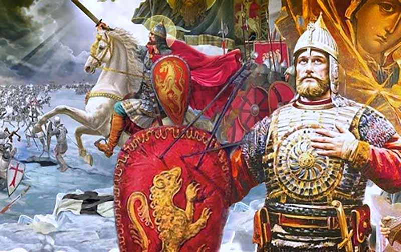Крестовый поход на русские земли