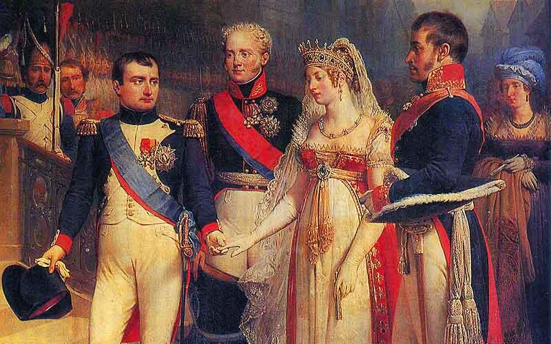 В начале 19 века Александр Первый приехал в Кексгольм,