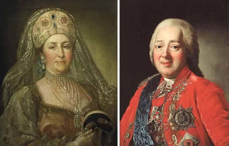 был самозваным сыном Екатерины Второй и графа Панина Никиты