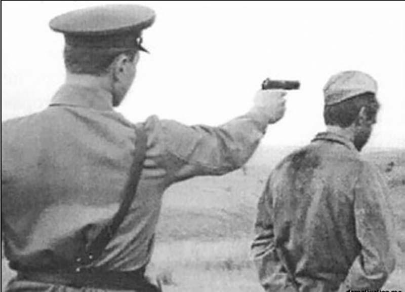 в Советском Союзе смертная казнь имела достаточно широкое применение.
