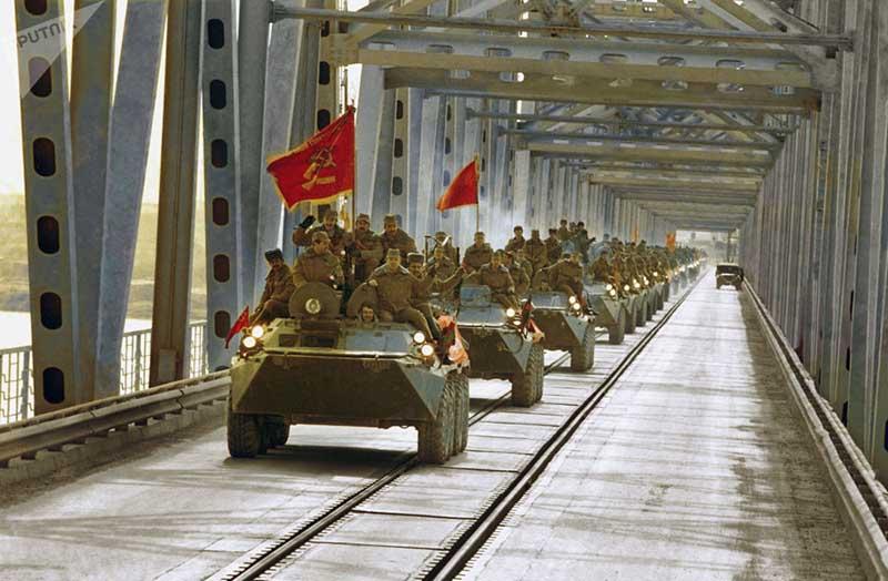 Оправдал ли себя ввод войск СССР в Афганистан