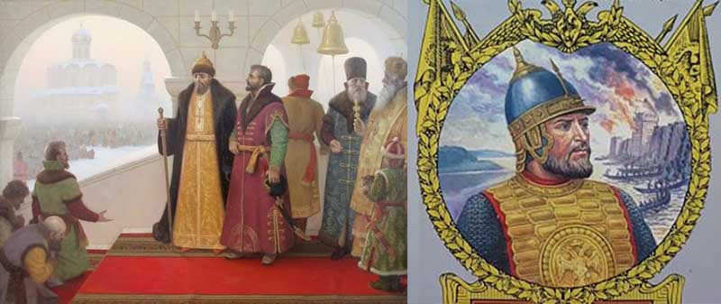 По случаю своего восхождения на царствование Иван Грозный наградил Федора Адашева саном окольничего.