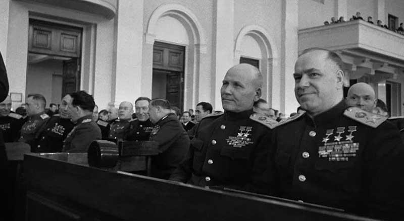 В отношениях двух великих маршалов Советского Союза были все проявления человеческой жизни.