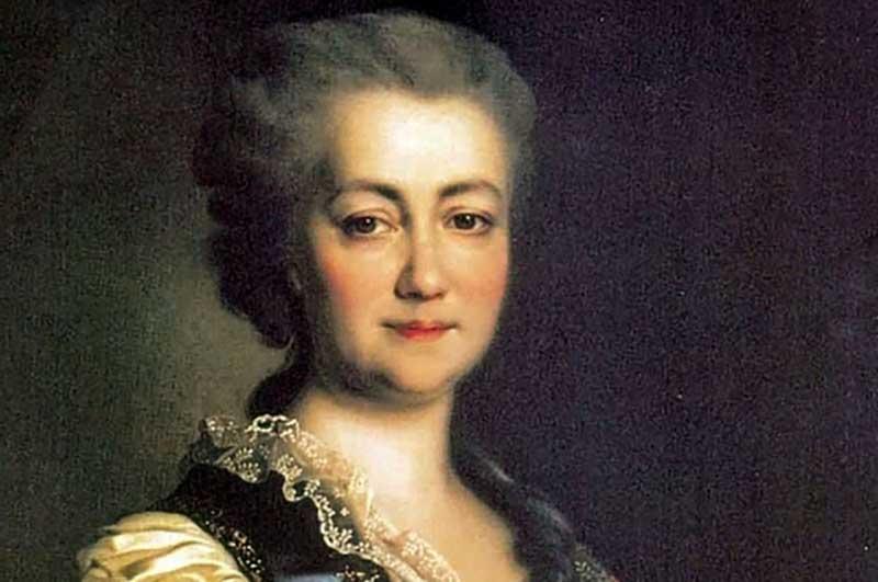 дала приказ отцу Елизаветы Воронцовой выдать ее замуж