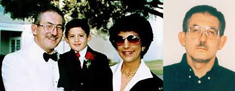 21 февраля 1994 года Эймса и его супругу арестовали.