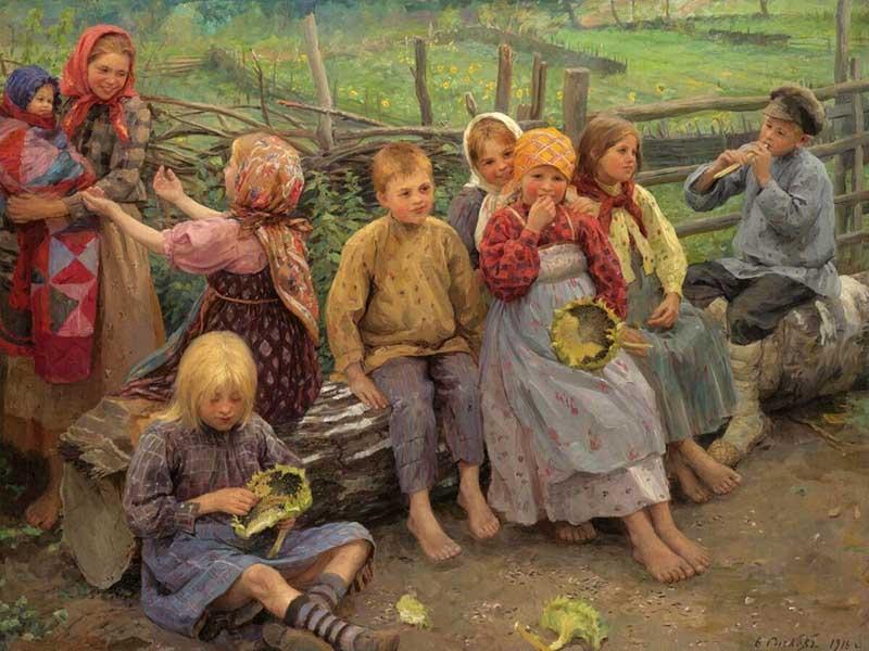 На Руси имели широкое распространение различные славянские, латинские, греческие имена.