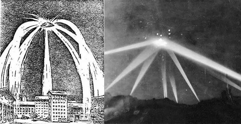 Рано утром 20 сентября 1977 года петрозаводские жители засвидетельствовали необычное природное явление.