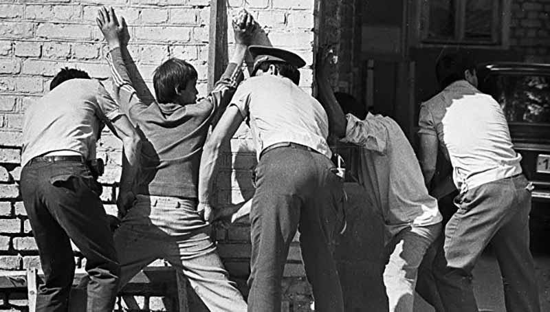Перед Олимпиадой 1980 года в Москве сотрудники государственной безопасности, прокуратуры и милиции проделали огромный объем работ.