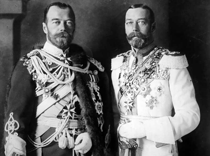 В результате королем Георгом Пятым было дано указание взять обратно ранее выданное приглашение