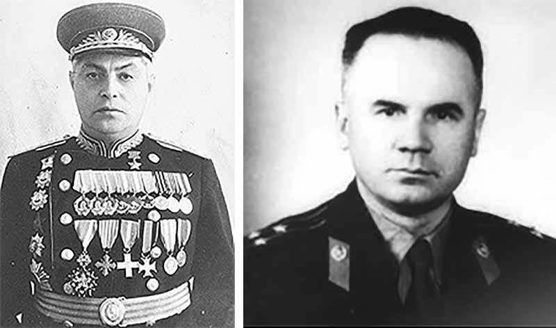 Маршалу Варенцову было очень тяжело во время суда и после того, как приговор был исполнен.