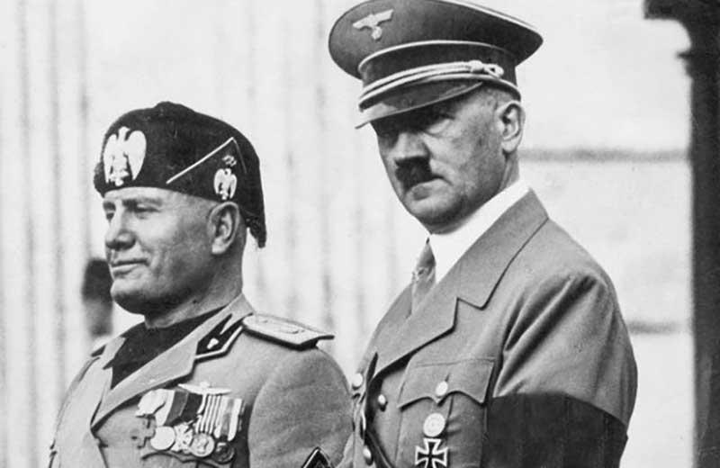 В декабре 1942 году Муссолини предложил заключить мир с Советским Союзом