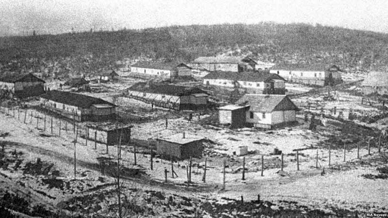 Летом 1953 года Иван стал одним из самых активных участников восстания в лагере Норильска.