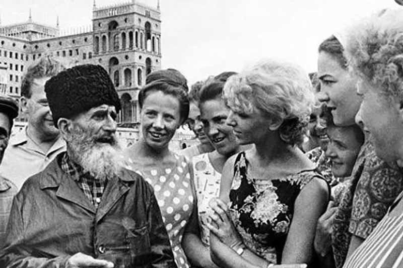 Ширали Муслимов — мужчина, продолжительность жизни которого составила 168 лет.