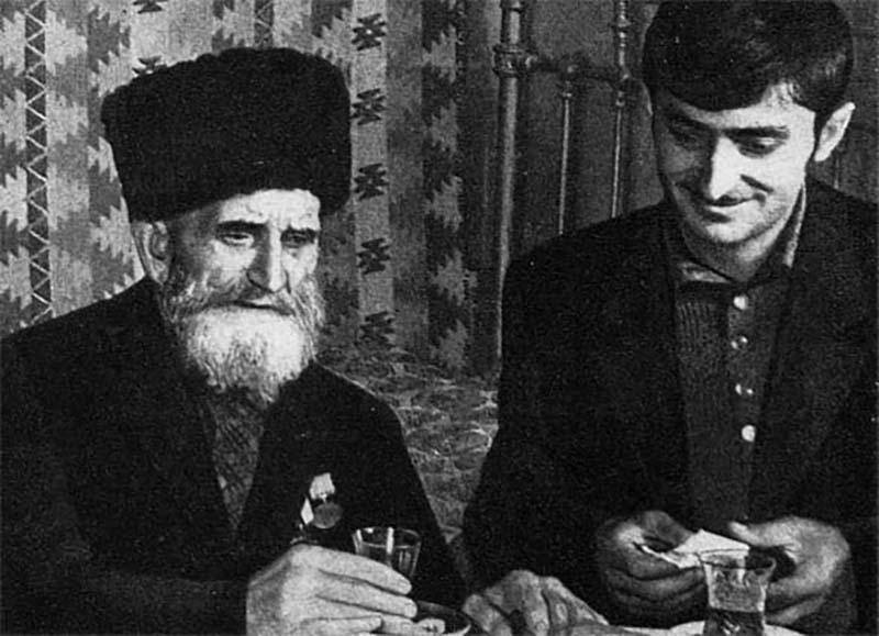 Муслимов все годы своей жизни провел в Барзаву
