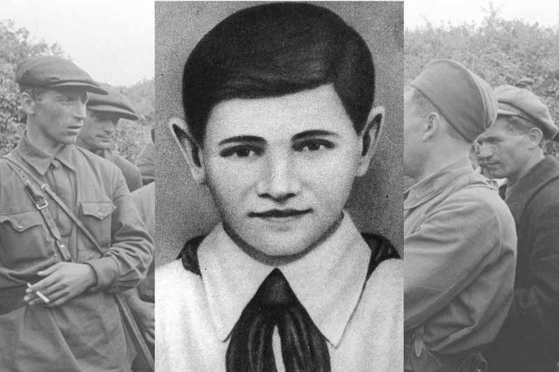 Валентин Котик появился на свет в 1930 году в селе Хмелевка.