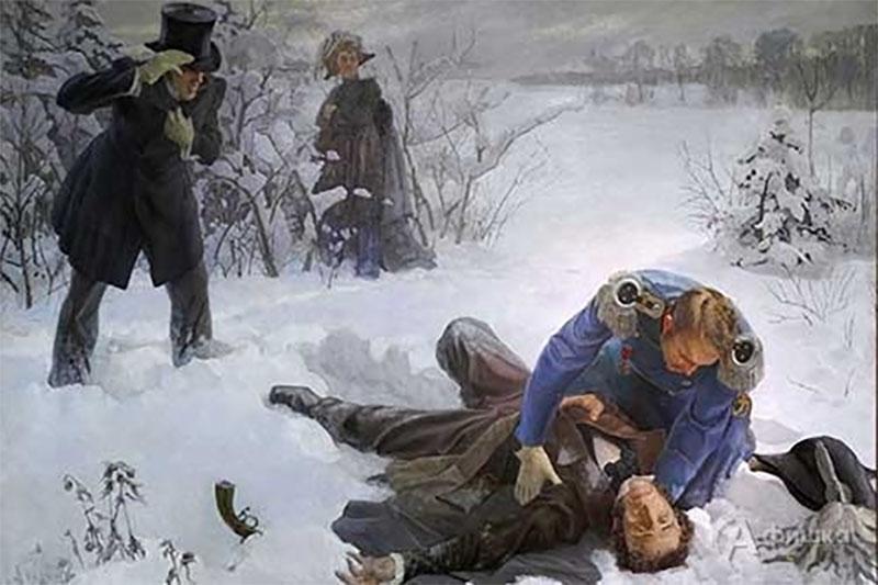 Кто же виновен в гибели Александра Сергеевича Пушкина