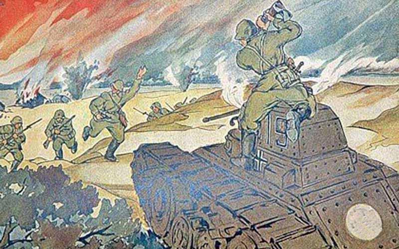 В 1939 году пришло время армейской службы. Воинской специальностью Ивана Середы стал пост на кухне.