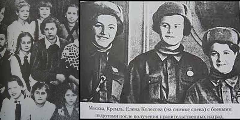 Партизанская команда, где числилась Лена, занималась установкой мин на дорогах, а также занималась разведывательной деятельностью на территории Подмосковья.