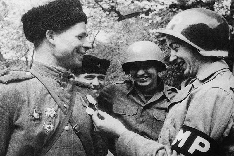 Третий Рейх не имел военных перспектив весной 1945 года.