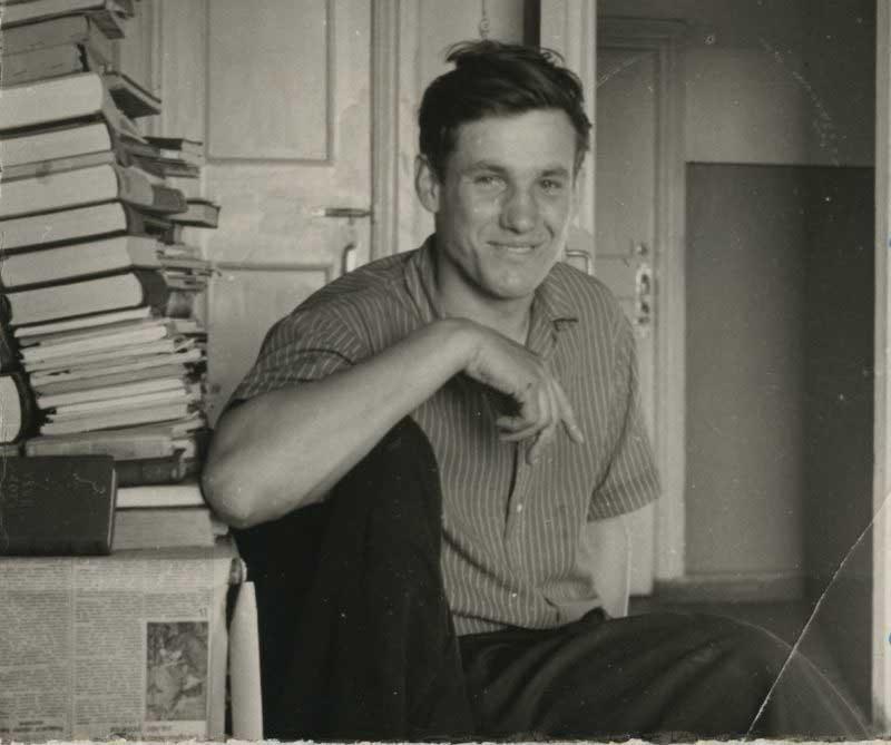 В 1952 году Борис Николаевич заболел ангиной