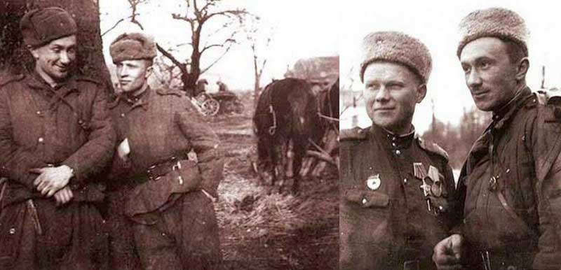 Весной 1944 года взвод под командованием Алексея Смирнова прорвал оборону врага поблизости украинского села Онацковцы.