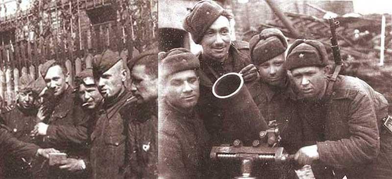 До самой Победы и взятия Берлина Смирнову не удалось дослужить
