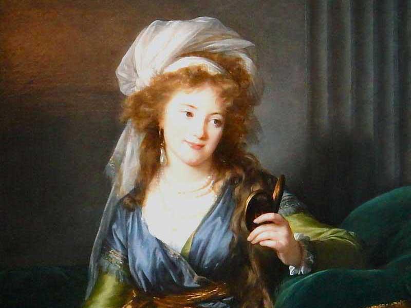 Дочку Екатерины звали Елизавета Темкина.