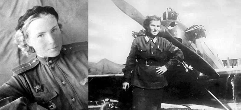 За героический подвиг Лидии Литвяк ей присвоили звание героя СССР лишь через 47 лет
