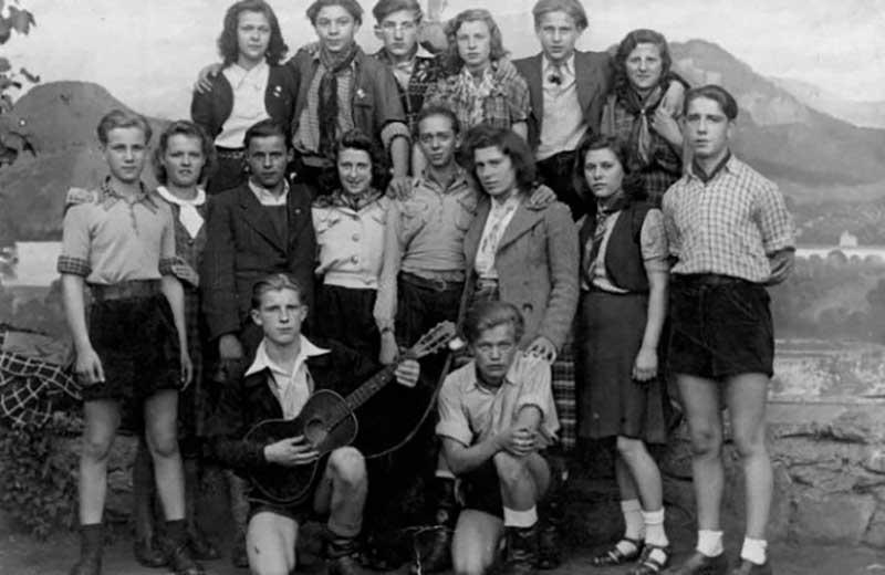 «Пираты эдельвейса» — немецкие подростки, которые вели борьбу с нацистским режимом