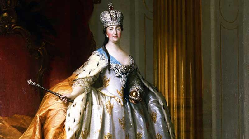 Как истинная немецкая дама Екатерина II была очень пунктуальной и не терпела нарушения своего плана дня.