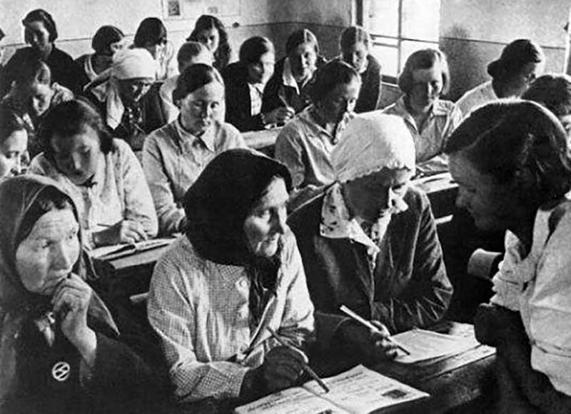 Владимир Ильич Ленин был против того, чтобы русский язык был официальным языком.