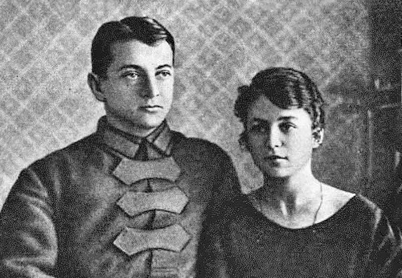 Женщины маршала  Михаил Тухачевский
