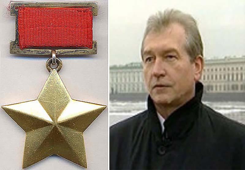 Леонида Солодкова представили к званию героя СССР за то, что с успехом выполнил задачи, поставленные перед ним, а также проявил личный героизм и мужество.