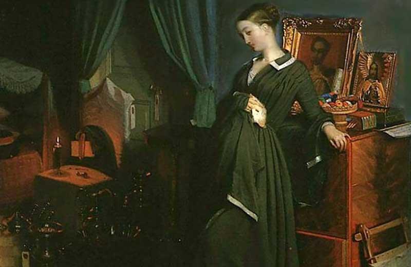 Уберечься от злостных намерений огненного змея было возможно молитвами, иконами, крестами и освещением дома ладаном.