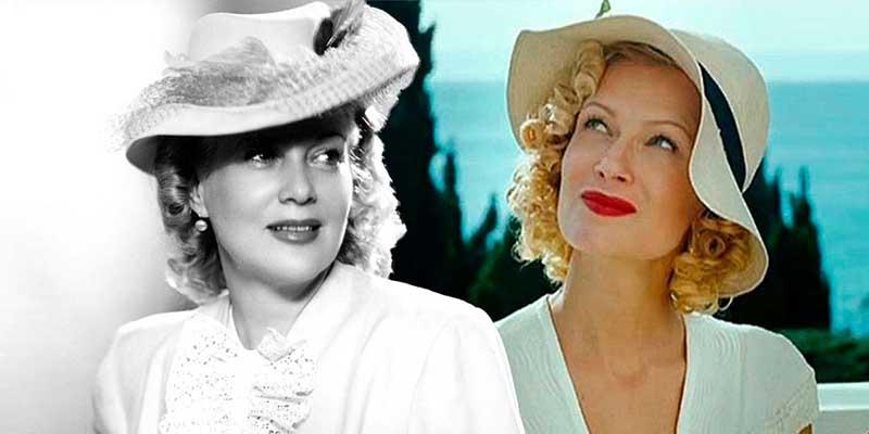 Кто же из российских кинодив сильно похож на актрис советской эпохи?