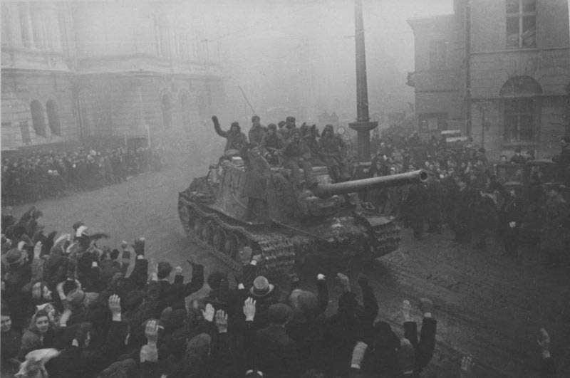 Петр принимал участие в наступательной Проскуровско-Черновицкой операции.