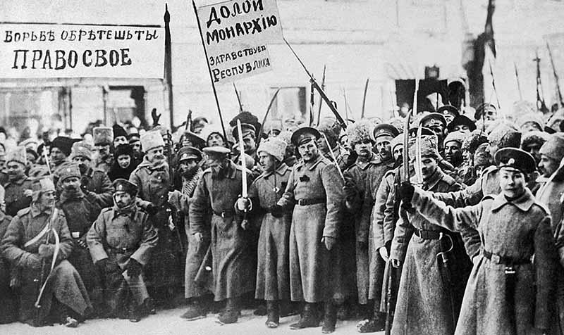 в 1919 году Красная Армия резко стала сильнее и влиятельнее